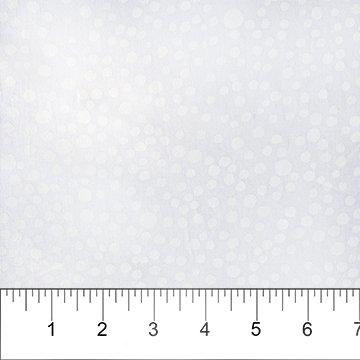 Banyan Classics Dots - White Batik