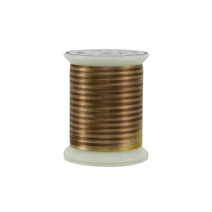 Superior Rainbow Poly Thread - All Spice