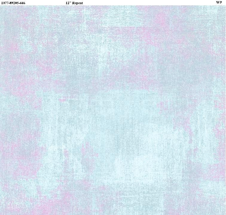 Butterfly Haven Dry Brush - Blue/Purple  Fabric