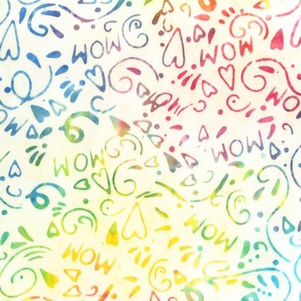Mother's Day - Ivory Batik