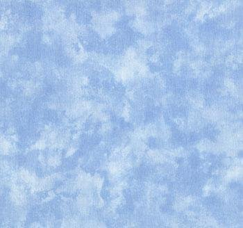 Marbles - Pastel Blue Fabric