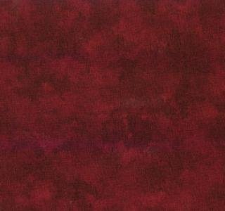 Marbles - Brick Red Fabric