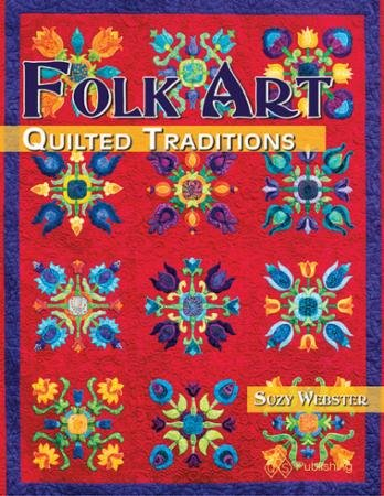 Folk Art Quilted Traditions Book