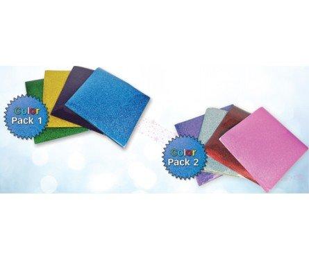 Artistic Glitter Vinyl Color Pk 1