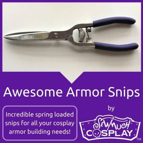CP - Awesome Armor Cosplay Snips