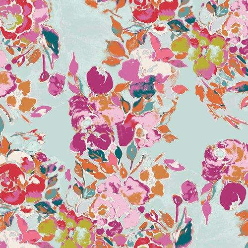 Bloomsbury - Botanist's Poem Fabric