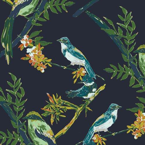 Bloomsbury - Night Talks Fabric