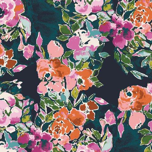 Bloomsbury - Botanist's Essay Fabric