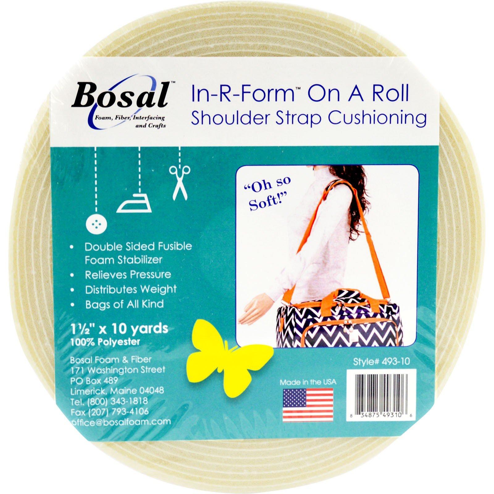 Bosal In-R-Form on a Roll Shoulder Strap Cushioning