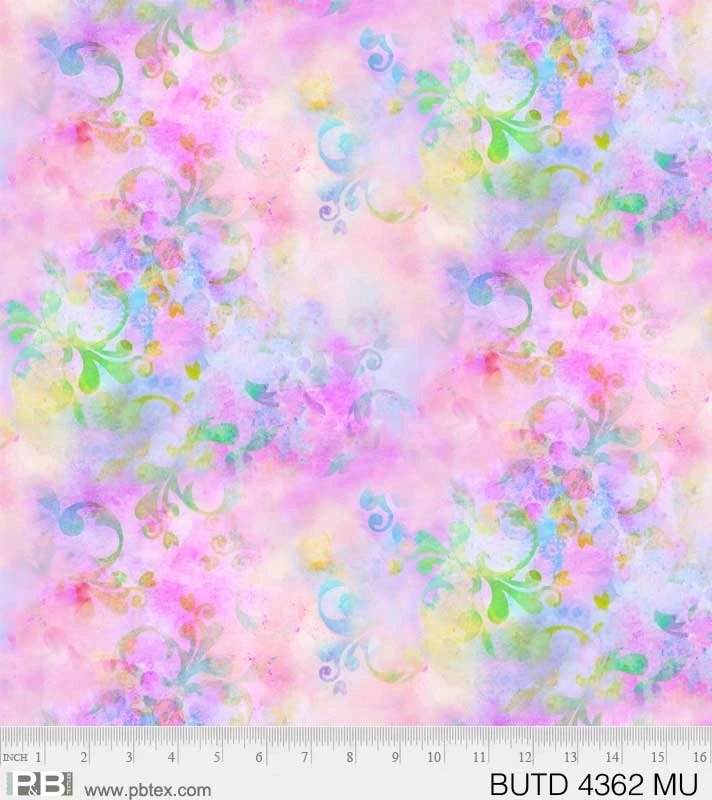 Butterfly Dreams Accent - Multi