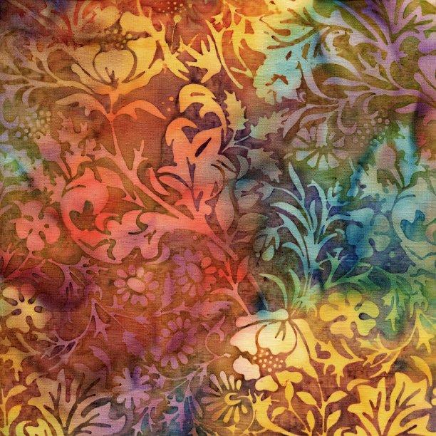 Cherwell - Rainbow Batik