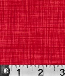 Color Weave - Red Fabric