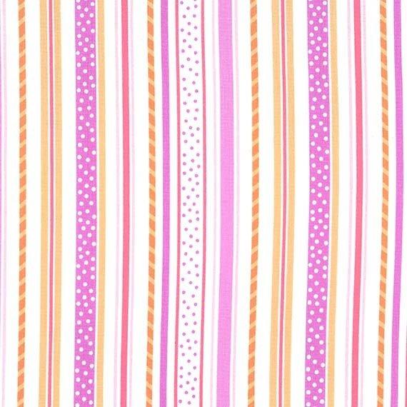Straws & Sprinkles - Sherbert Fabric