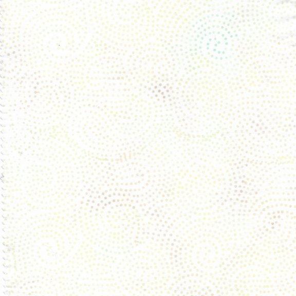 IB Neutrals - Egg White Batik