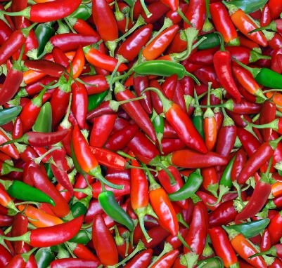 Chiles - Red