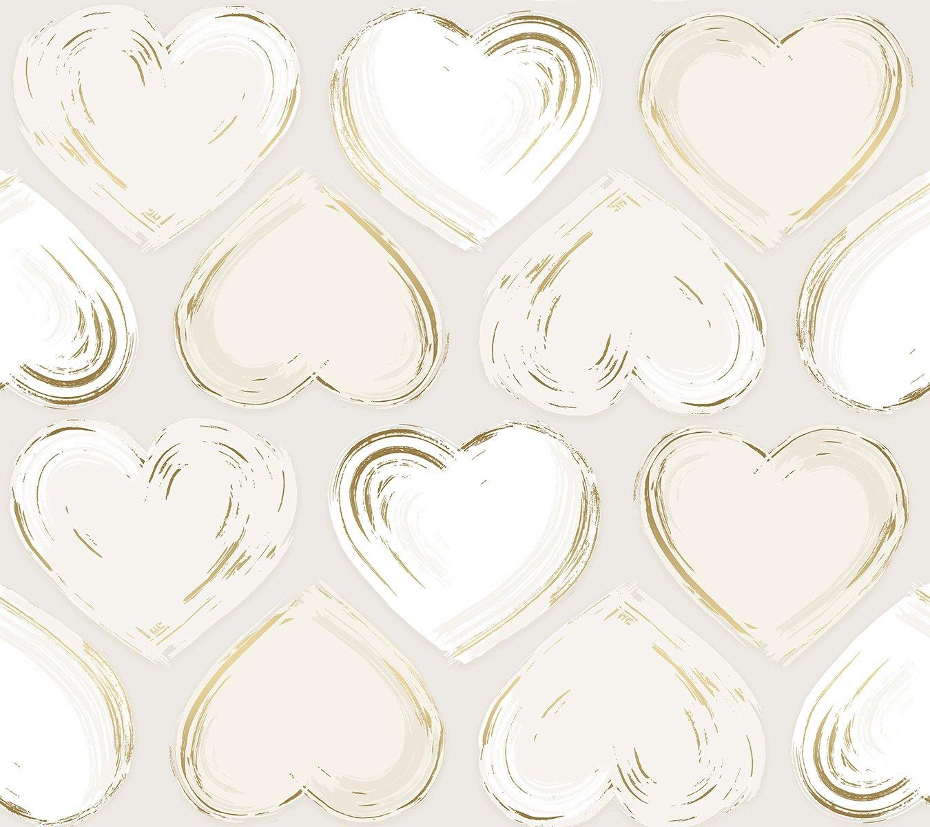 SO Good as Gold Locket - Pearl Metallic Fabric