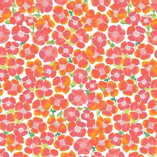 Floralish - Blooms Field Luminous Fabric