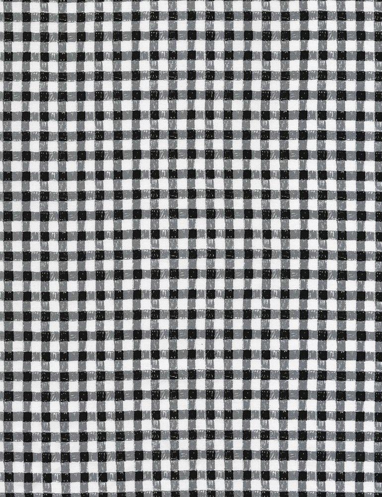 Gingham - Piano Fabric