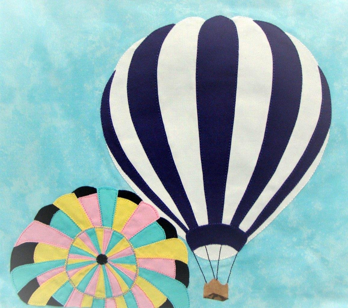 Beautiful Balloons #1 - Getting Ready