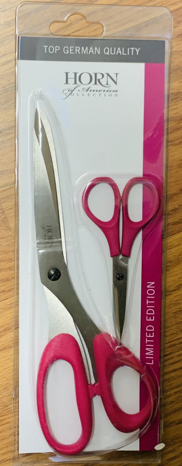 Horn of America Collection Scissor Set Limited Edition