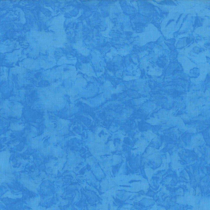 Krystal - Ocean Blue Fabric