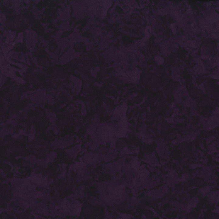 Krystal - Eggplant Fabric