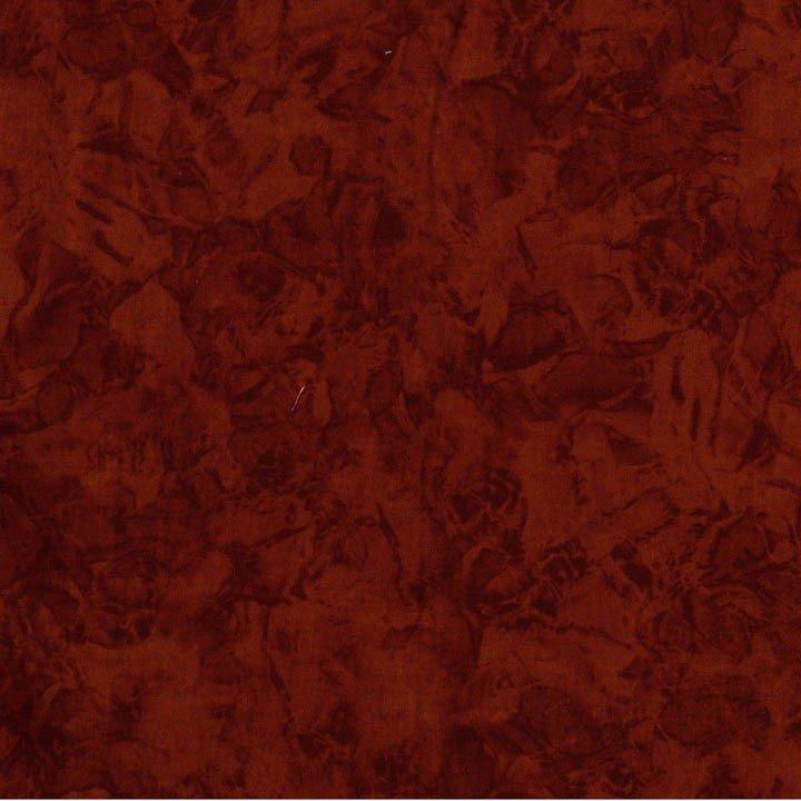 Krystal - Barn Red Fabric