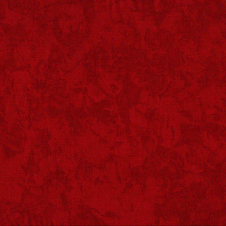Krystal - Apple Red Fabric