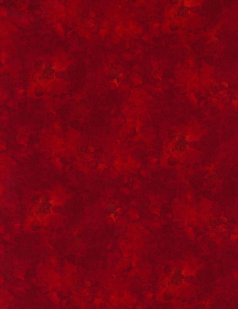 Solid-ish - Cherry Fabric