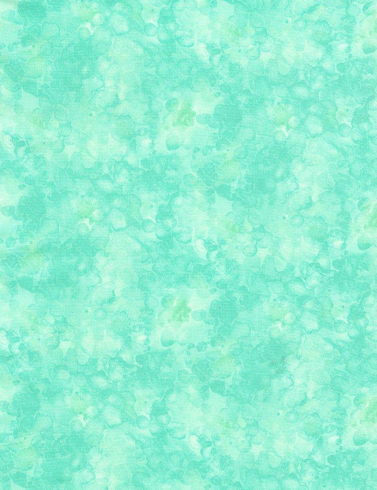 Solid-ish - Mint Fabric