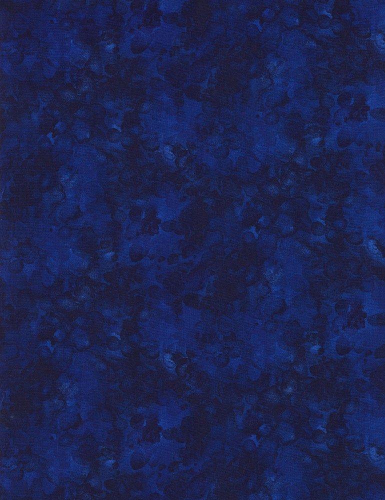 Solid-ish - Ocean Fabric