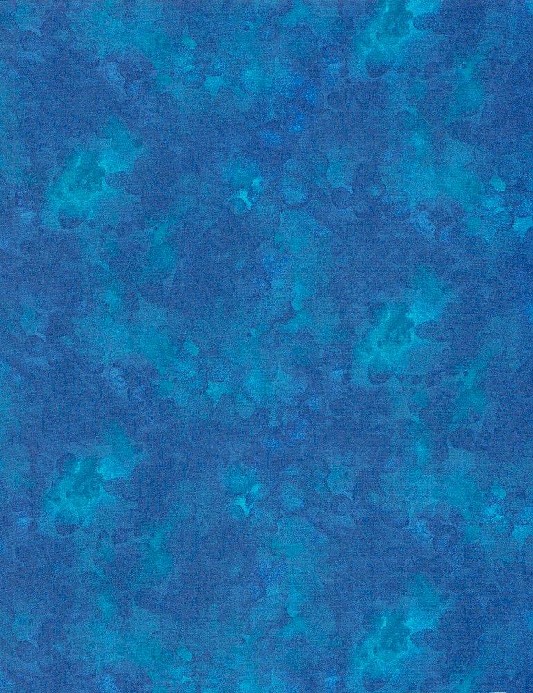 Solid-ish - Sapphire Fabric