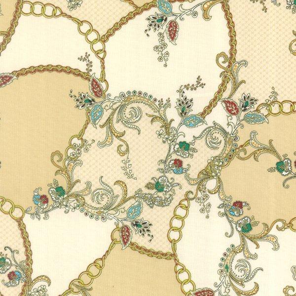 Antonella - Vintage/Gold Fabric