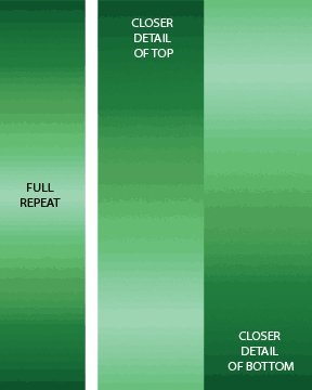 Essential Gradations - Emerald Leaf Fabric