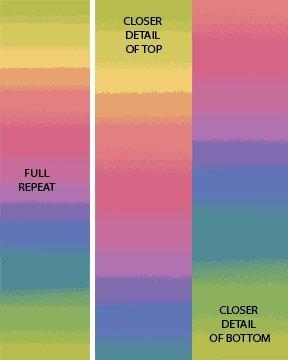 Essential Gradations - Pastel Fabric