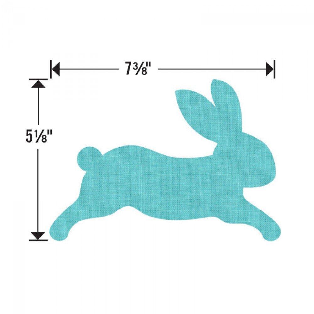 Sizzix Bigz L Die - Bunny