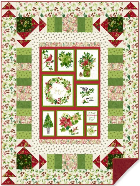 Merry & Bright Panel Expression Kit