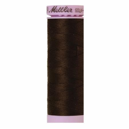 Mettler Thread - Very Dark Brown 164yds
