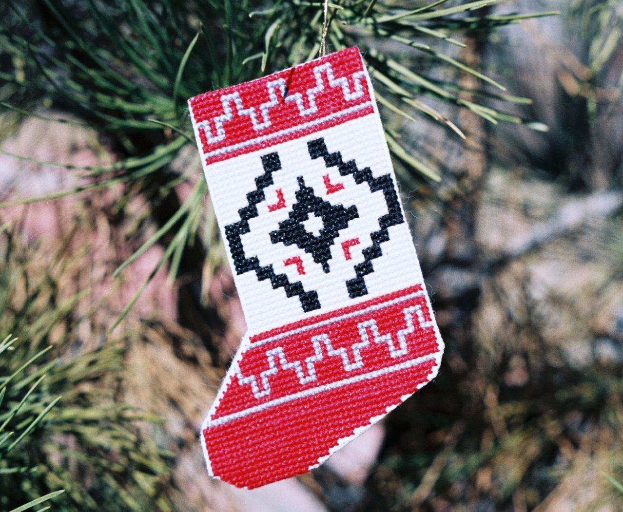 Stocking - Classic Counted Cross Stitch Kit