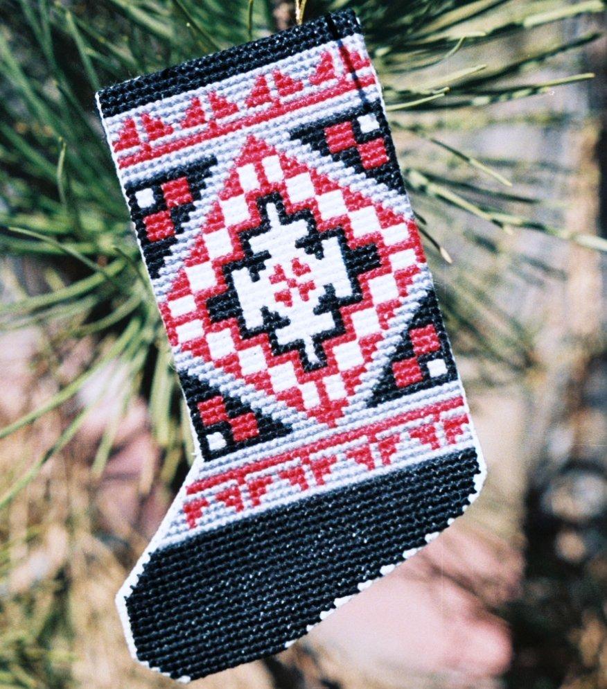 Stocking - Klagetoh Counted Cross Stitch Kit