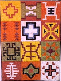 Old Navajo Sampler Series I
