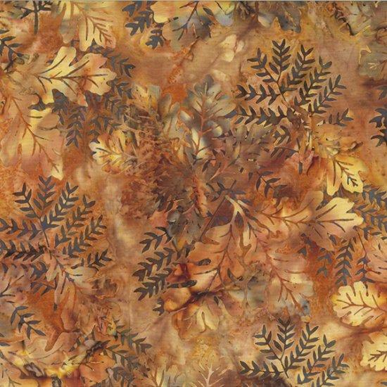 Bali Oak Leaves - Palomino Batik