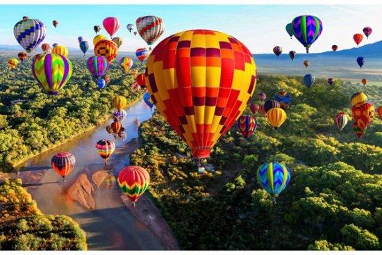 Up and Away Balloons 29 Digital Panel