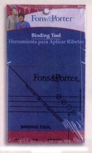 F & P Binding Tool
