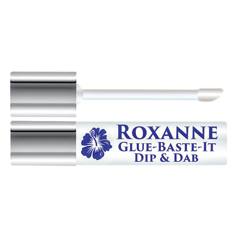 Roxanne Glue Baste It Dip & Dab .12 oz
