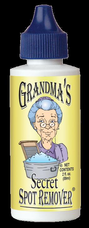 Grandmas Secret Spot Remover