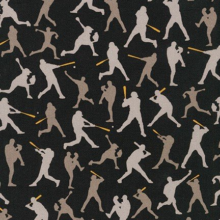 Sports Life Baseball - Black
