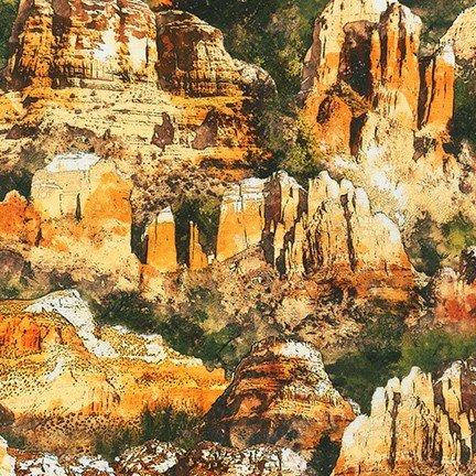 American Heritage - Nature Fabric