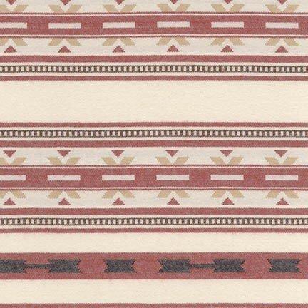 Taos Blanket Stripe - Flannel