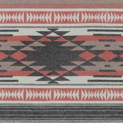 Taos Native Weave - Black Flannel